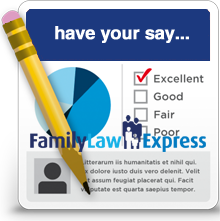 Independant Children's Lawyer family law survey